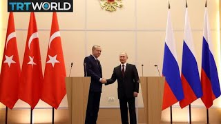Russia-Turkey Relations: Co-operation has grown despite downs