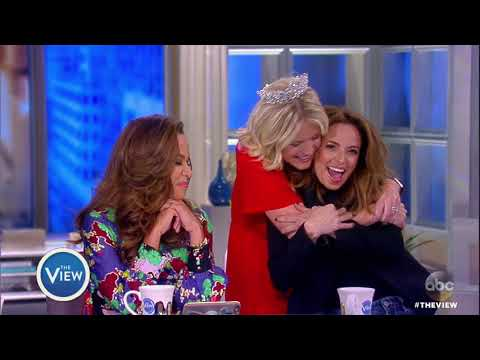 Jedediah Bila Says Goodbye To 'The View'