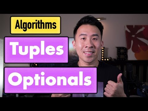 Swift: What are Tuples and Optionals? Algorithms Inside!