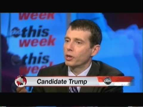"""David Plouffe: Donald Trump Is A """"Sideshow,"""" """"Spectacle"""""""