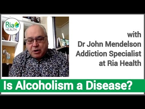 Is alcoholism a disease or a learned behavior? An addiction specialist answers