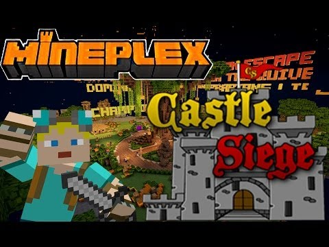 Minecraft Castle Siege: I