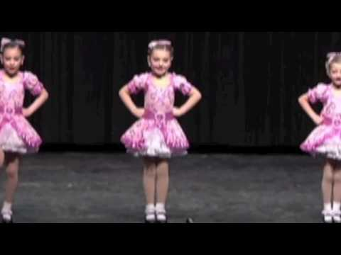 'Why Do Fools Fall In Love' performed by Carina's tap group