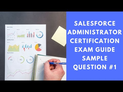 Salesforce Administrator Certification Exam Guide Sample Question #1