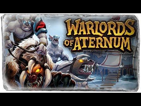 Warlords of Aternum ● ЛУЧШАЯ МОБИЛЬНАЯ СТРАТЕГИЯ?