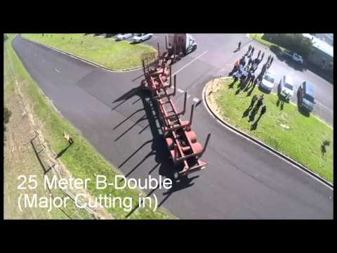 Byford Truck Turn Demo