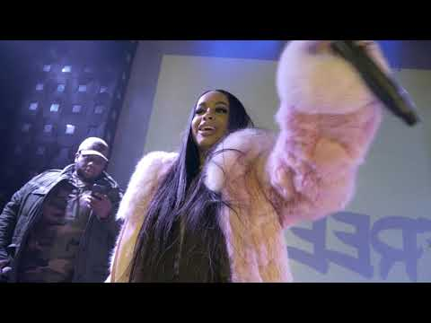 DreamDoll performs Tory Lanez diss @SOBs