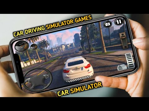 Top 10 Best Car Simulator Games For Android & IOS 2020
