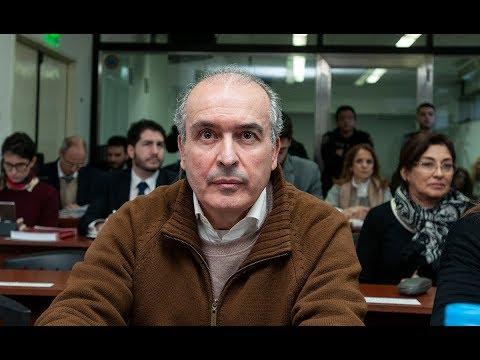 Declaró en indagatoria José López en el juicio oral por enriquecimiento ilícito