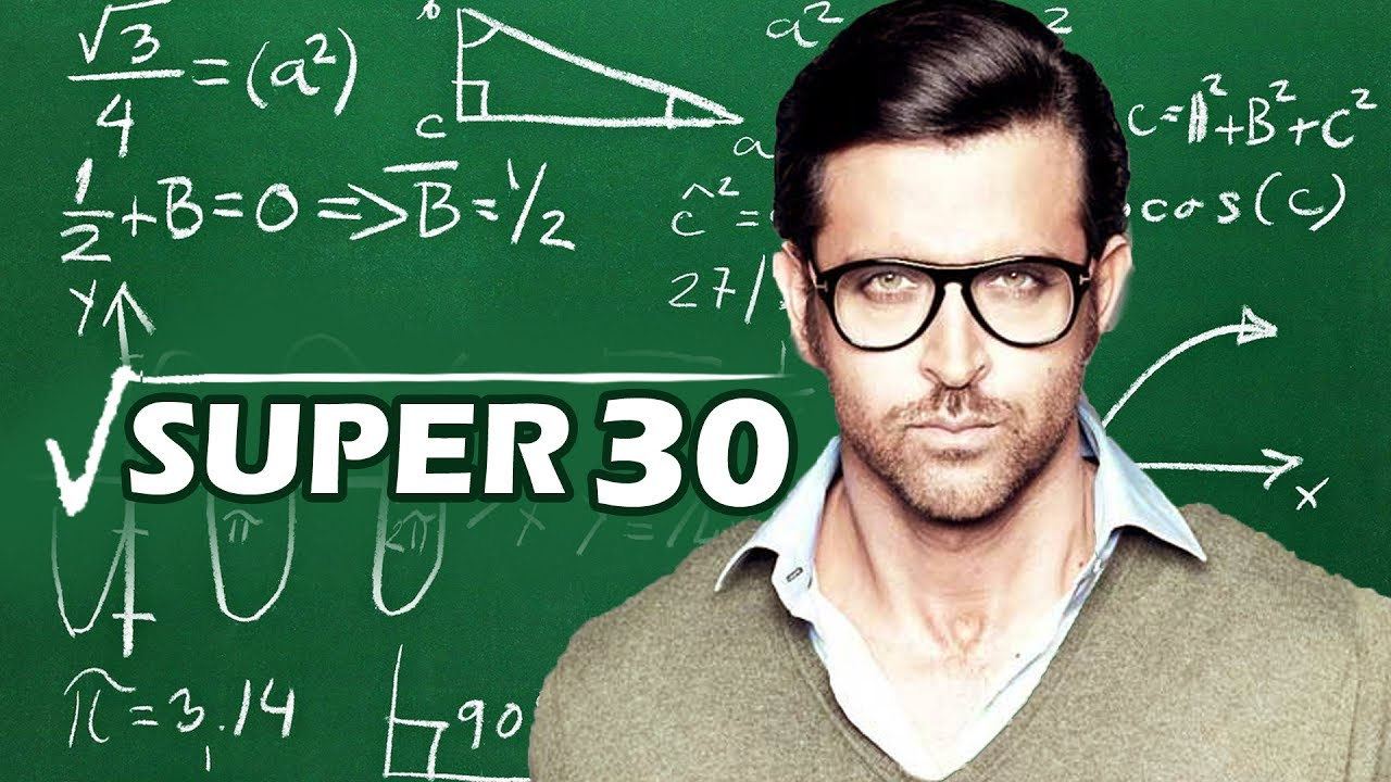 Image result for 'Greek God of Bollywood' to play mathematician Anand Kumar in film Super 30