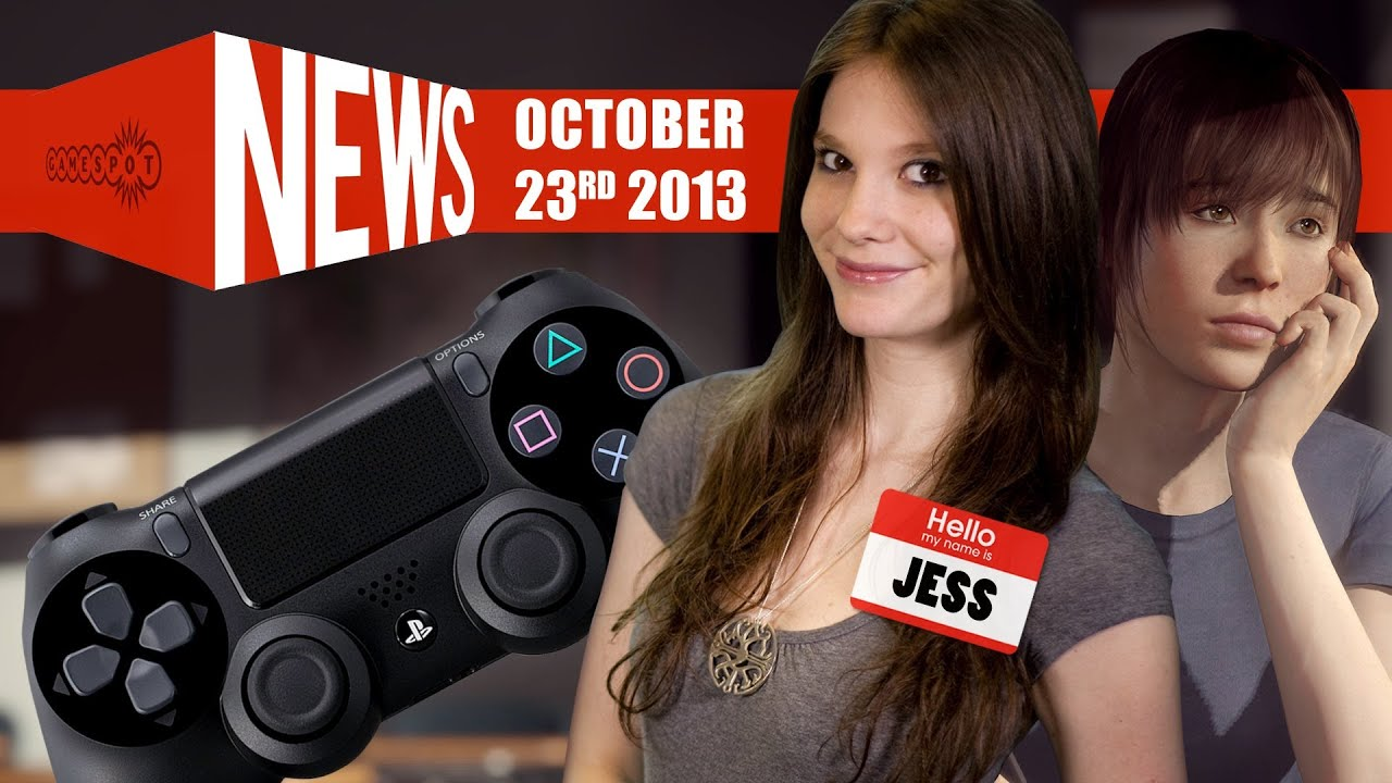 gs daily news - beyond: two souls nude scandal, ps4 with real names