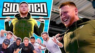 SIDEMEN CHOOSE MY WORKOUT CHALLENGE