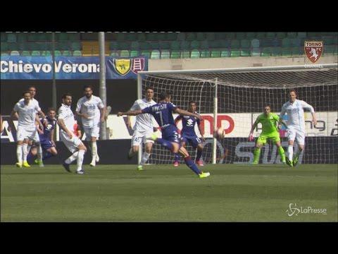 Chievo-Torino 1-3 - Sintesi