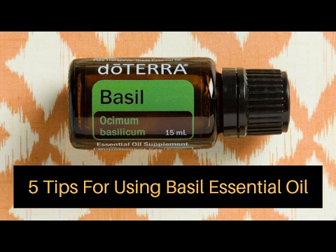 5-tips-for-using-basil-essential-oil