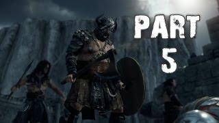 Ryse Son of Rome Gameplay Walkthrough Part 5: The Barbarian Lord (Xbox One)