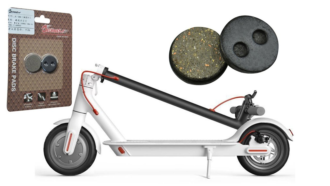 Disc Brake Pad Replace Xiaomi Mijia M365 Electric Scooter