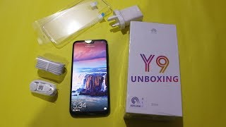 Huawei Y9 2019 Unboxing | 2018 se Better hai ya nahi?