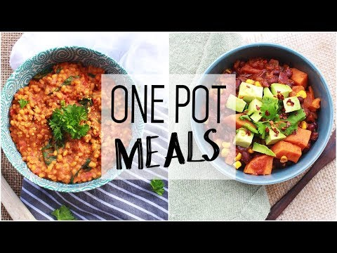 One Pot Recipes!! » Quick & Healthy Weekday Meals
