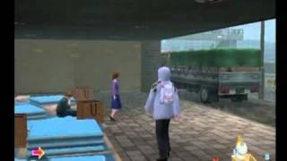 Raw Danger (PS2) - Ivan [5-B, 2011_03] - 02 - Convenience Store Area