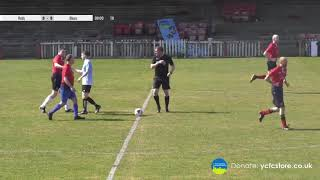Reds 6-8 Blues | Bootham Crescent Final Game | Highlights