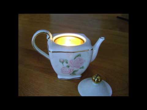 Create an Elegant Vintage Tea Party