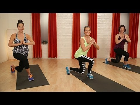 10 Minutes to Tighten and Tone Your Entire Body! | Class FitSugar