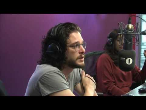 Part 1 Kit Harington Grimmy BBC Radio 1 2016