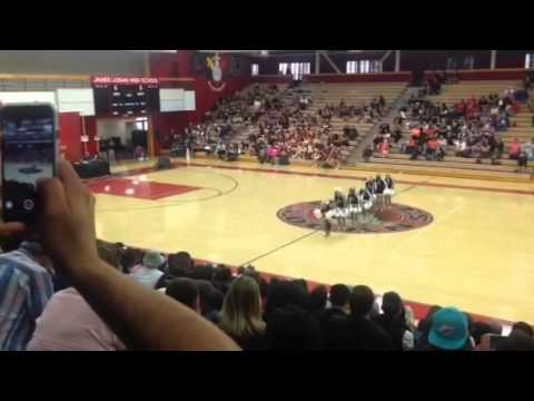 Alisal High School Cheer Competition Team