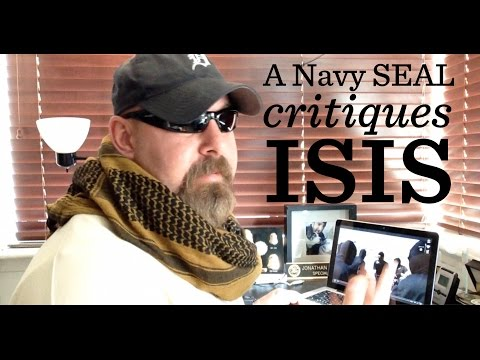 Navy SEAL Critiques ISIS Training Video