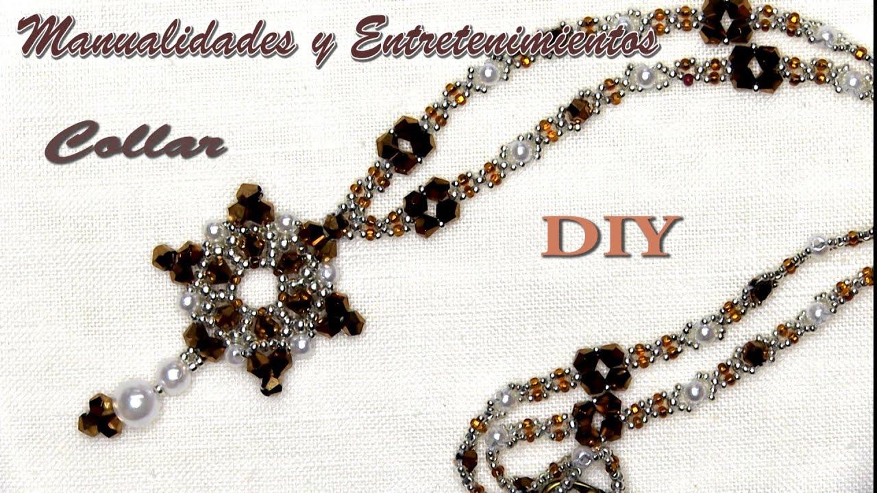 DIY - Collar con colgante