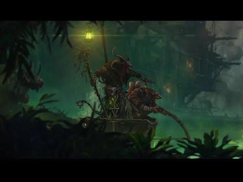Total War: Warhammer 2 #22 - Подготовка к третьему ритуалу (за Скавенов)