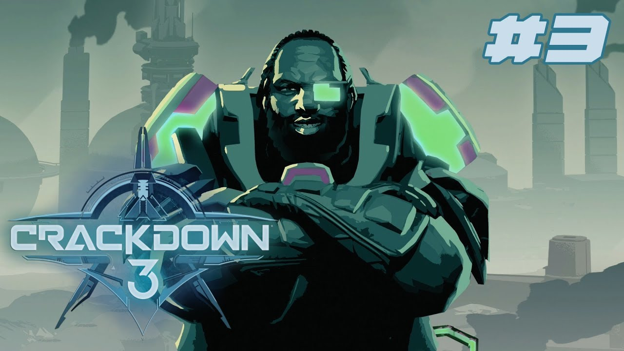 crackdown 3 weapons wiki
