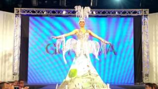 Miss Guayama Competencia Trajes Típicos MPRU 2016