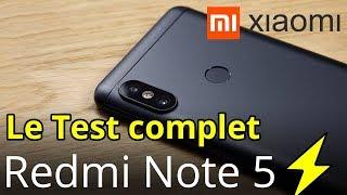 Xiaomi Redmi Note 5 le Test complet ! Le meilleur entrée de gamme en photo/vidéo/autonomie ?