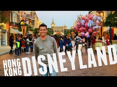 First Timer's Guide to  Hong Kong Disneyland | Tenani