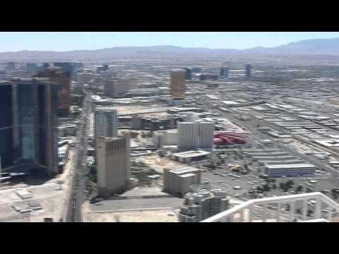 Las Vegas, Nevada Skyline View (top of the Stratosphere)