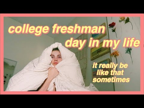DAY IN MY LIFE: college edition (wiLD)