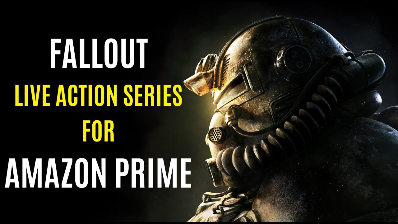 Live Action FALLOUT Series From Westworld Creators On AMAZON PRIME