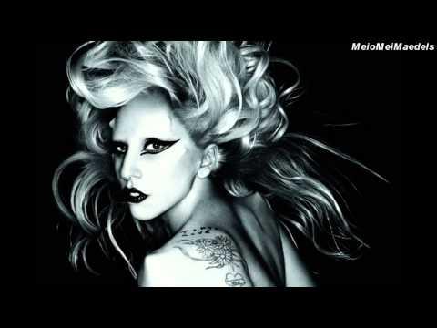 Lady Gaga-Brown eyes (Lyrics+deutsche Übersetzung)