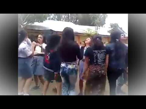 Viral video anak SMA goyang dug3m disekolah