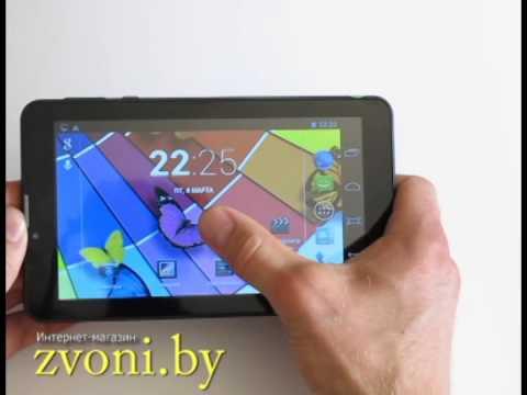 Видеообзор планшета Plark P23