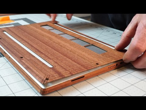 """How to install Toast wood covers for Dell XPS 13"""" 7390"""