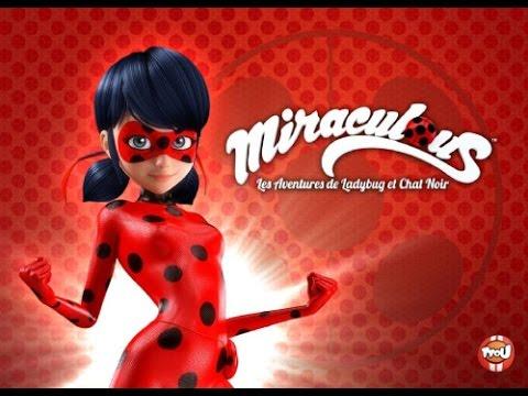 Miraculous Ladybug - Theme Song Extended (Video Clip+Lyrics)