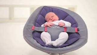 Nuna Leaf - шезлонг-качели для малышей (Нуна Лиф)(, 2013-09-09T07:28:05.000Z)