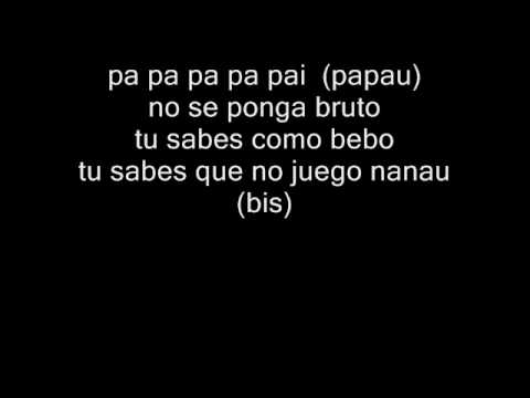 cosculluela prrrum lyrics