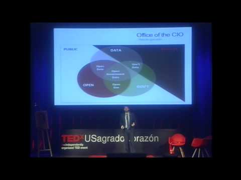 The power of a pin | Giancarlo González | TEDxUSagradoCorazón