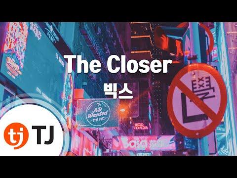 [TJ노래방] The Closer - 빅스(VIXX) / TJ Karaoke