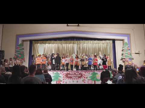 Frederiksen Elementary School 2019 EDCC Winter Concert