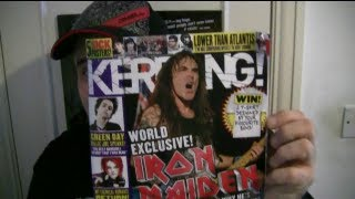 kerrang magazine - what the hell happened to metal music