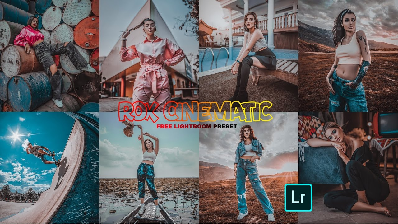 CINEMATIC | How to edit Professional Photography | Lightroom mobile preset DNG Free Download |
